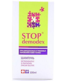 Шампунь Stop Demodex 100 мл